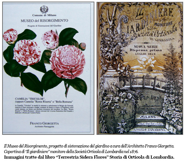 Orticola di Lombardia Giornata di Studi Museo del Risorgimento - Il giardiniere