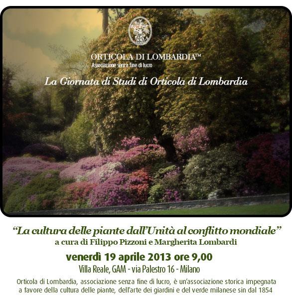 Orticola di Lombardia Giardino di Villa Carlotta