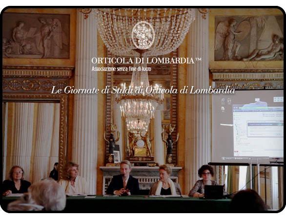 Lombard Horticultural Society Study Days at GAM Milano