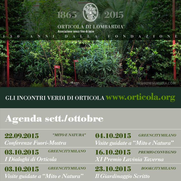 Incontri verdi di Orticola
