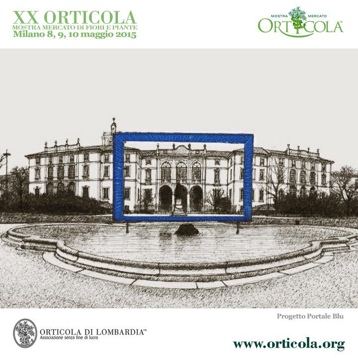 Orticola 2015 Portale Blu