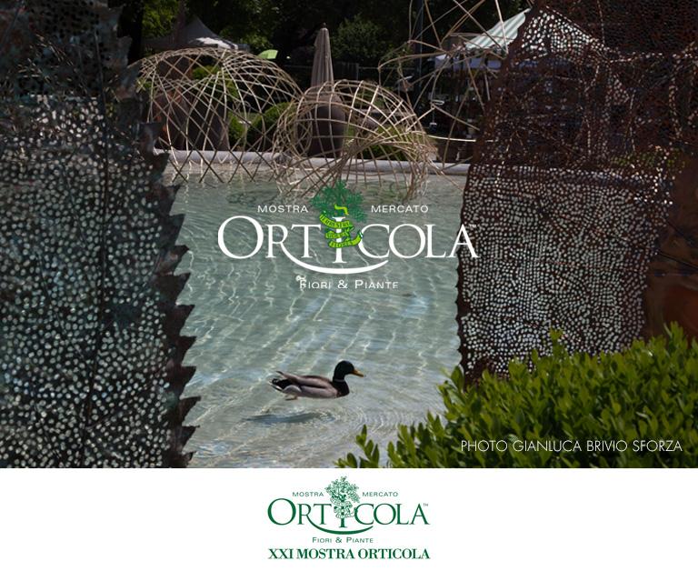 Mostra Orticola fontana