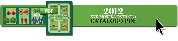 Orticola Mostra link al catalogo PDF
