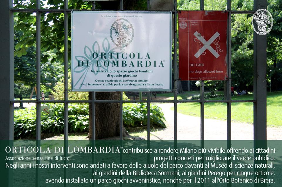 Orticola di Lombardia I giardini Perego