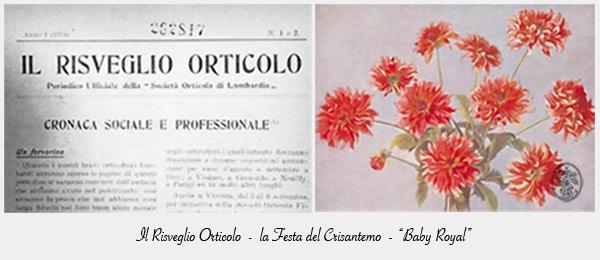 1915 La Festa del Crisantemo