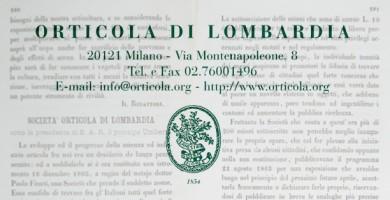 Orticola di Lombardia