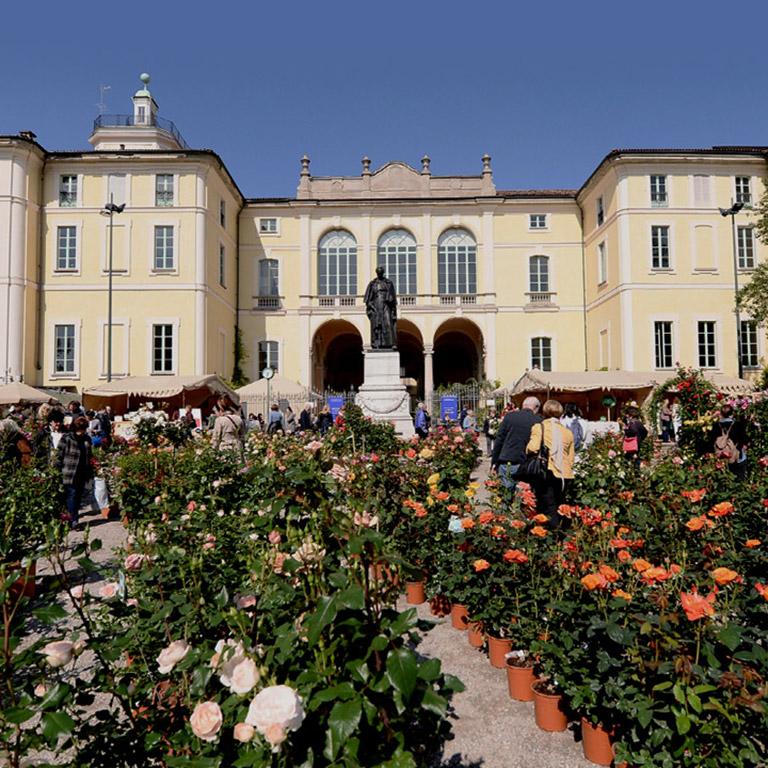 Orticola Palazzo Dugnani