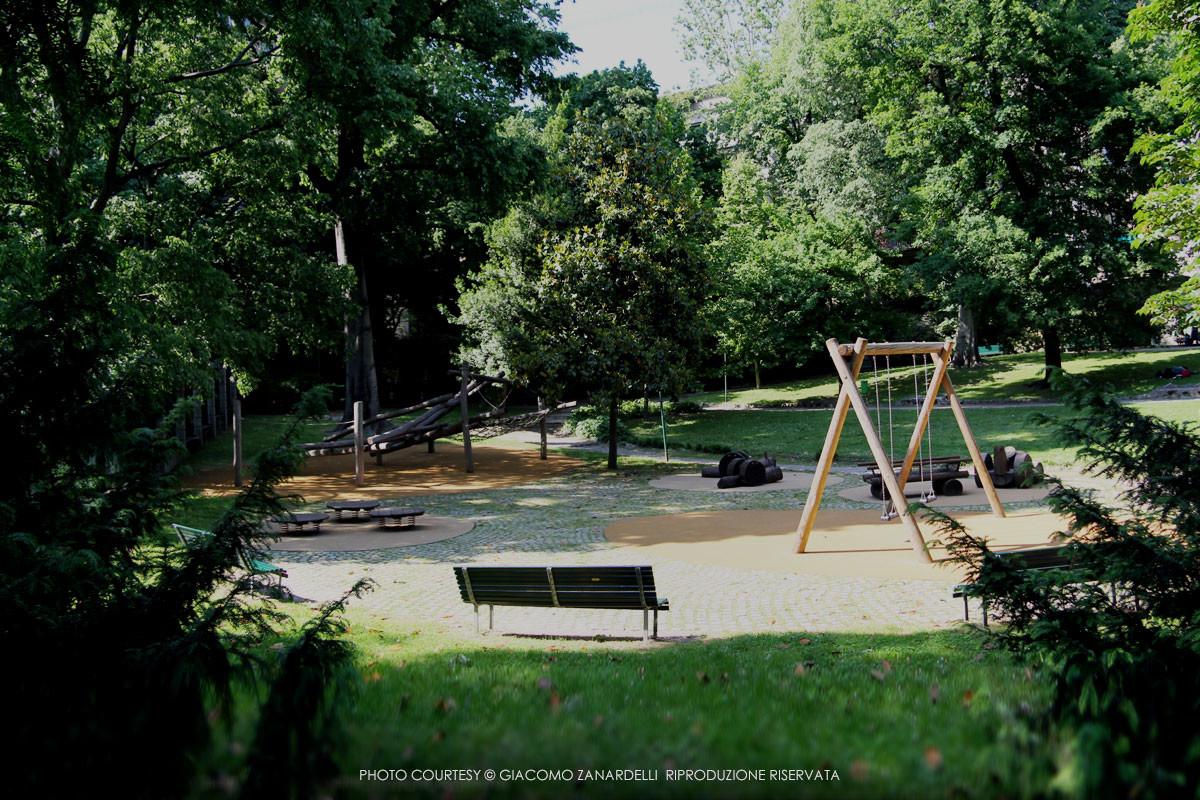 incontri nel parco centrale
